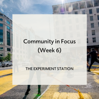 Community In Focus Week 6 blog promo