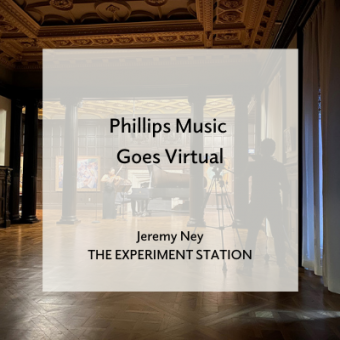 Promo for Phillips Music Geos Virtual blog post by Jeremy Ney