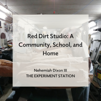Red Dirt Studio: A Community, School and Home title card