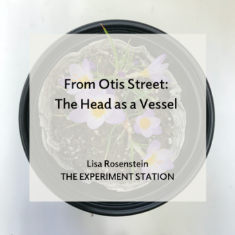 From Otis Street: The Head as a Vessel title card